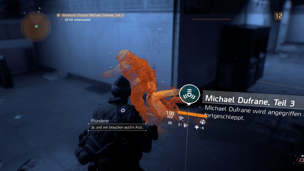 Screenshot zu Tom Clancy's The Division (PS4) - Screenshots