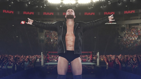Screenshot zu WWE 2K18 (Nintendo Switch) - Screenshots