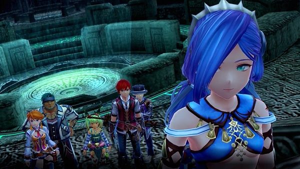 Screenshot zu Ys 8: Lacrimosa of Dana (PS4) - Screenshots