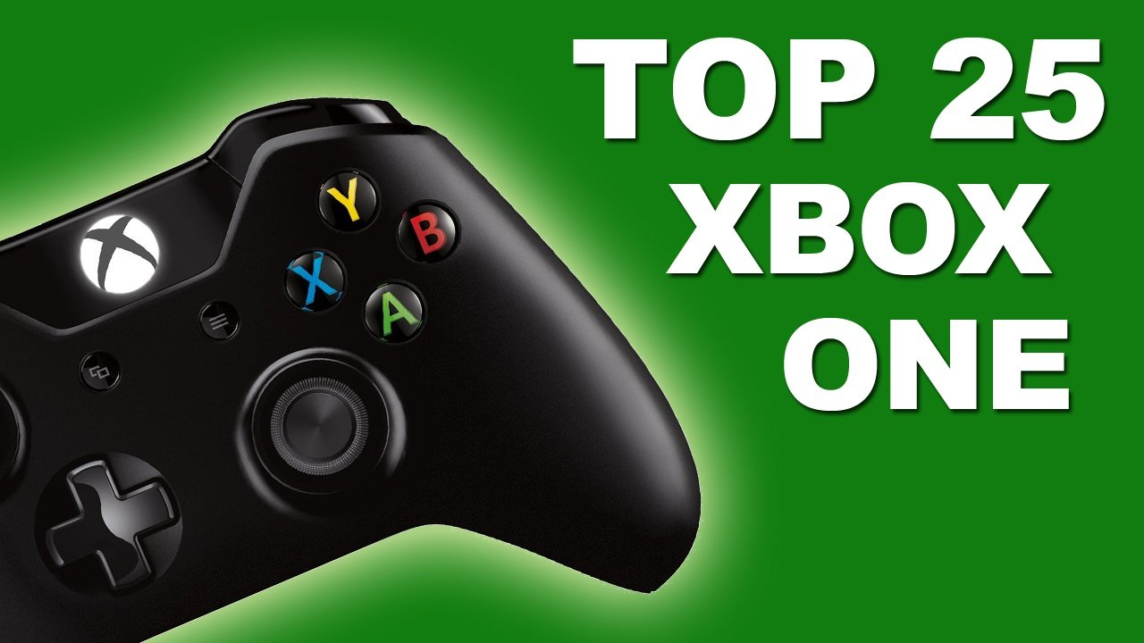 xbox one top 25 spiele f r die xbox one gamepro. Black Bedroom Furniture Sets. Home Design Ideas
