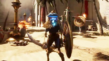 City of Brass - Trailer zum Early-Access-Launch der Mischung aus Indiana Jones & Roguelite