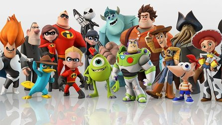 Disney Infinity - Test-Video zum Disney-Baukasten