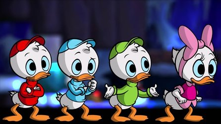 DuckTales Remastered - Entwickler-Video zum Artdesign