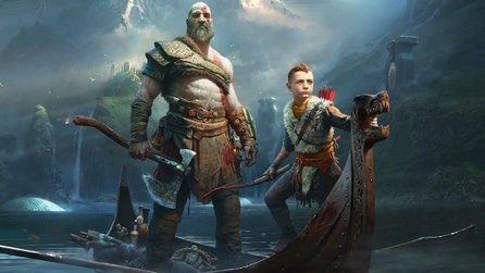 God of War - Digital Deluxe Edition mit Artbook, Soundtrack & mehr auf Amazon aufgetaucht