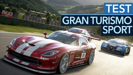 Gran Turismo Sport - Test-Video zum PS4-Rennspiel