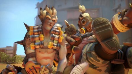 Overwatch - Witziger Story-Trailer Junkertown: The Plan mit Junkrat und Roadhog