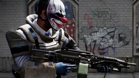 PayDay 2: CrimeWave Edtion - Trailer: So gelingt der perfekte Raubüberfall