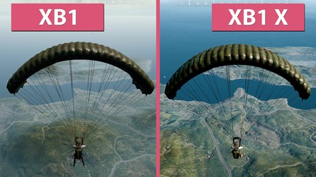 PUBG - Update 9: Xbox One und Xbox One X im Performance-Test
