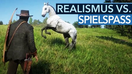 Red Dead Redemption 2 - Schadet der Realismus dem Spielspaß? (Video)