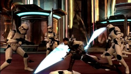 Star Wars: The Force Unleashed 2 - Devdiary 3