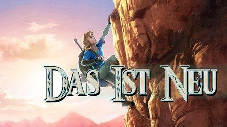 The Legend of Zelda: Breath of the Wild - Das ist neu im Vergleich zu Twilight Princess