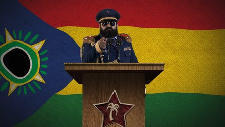 Tropico 6 - Alberner Live-Action-Trailer kündigt Start der Beta an