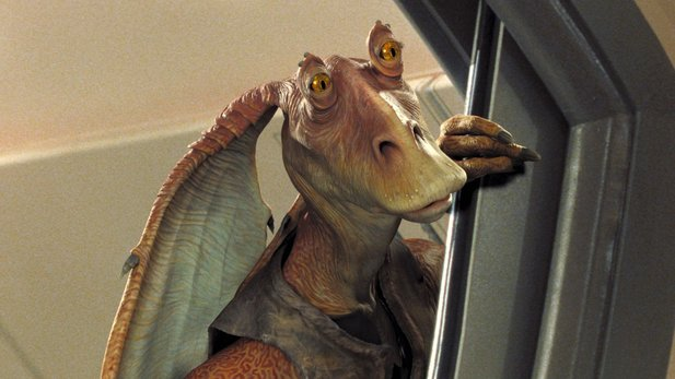 Michael Jackson wollte in Star Wars Jar Jar Binks spielen.