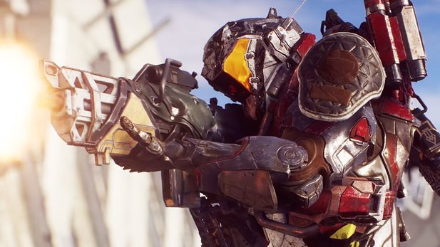 Anthem - Gameplay-Trailer: Anpassungen, Story & Progression im Überblick