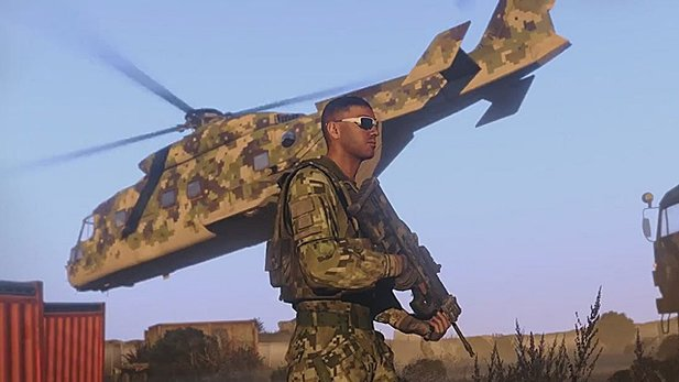 ARMA 3 - Trailer zur Beta-Version