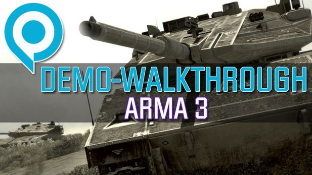 ARMA 3 - Walkthrough zur gamescom-Demo mit Entwickler-Kommentar