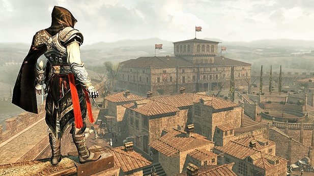 Ezio aus Assassin's Creed 2.