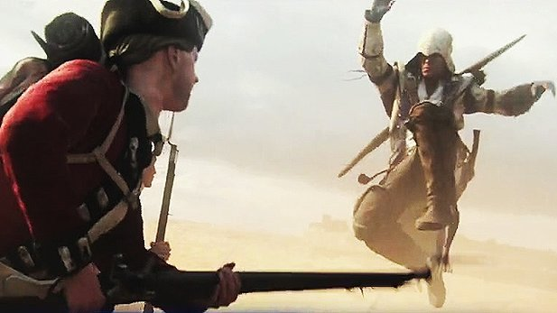 Assassin's Creed 3 - Preview-Video