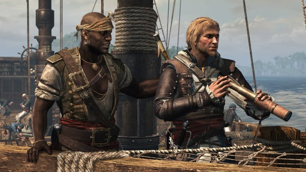 Assassin's Creed 4: Black Flag - Vorschau-Video