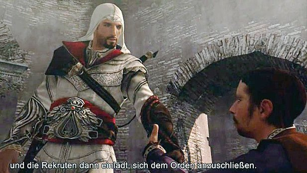 Zweites Entwickler-Video zu Brotherhood