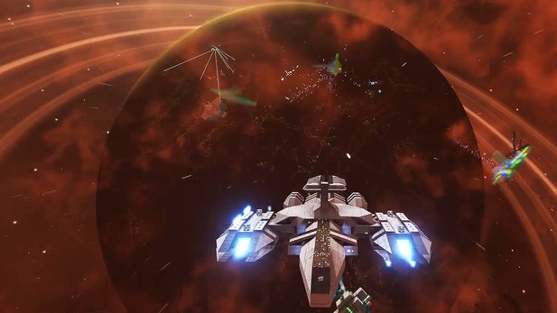 Avorion - Gameplay-Trailer zum Early-Access-Release