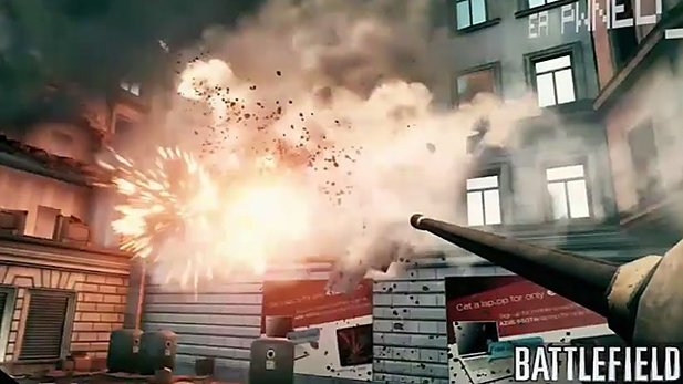 Gameplay-Trailer zu Battlefield 3