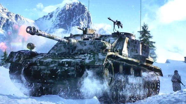 Battlefield 5: Lightning Strikes - Trailer zeigt Koop, Rush & Traktor in Battle Royale