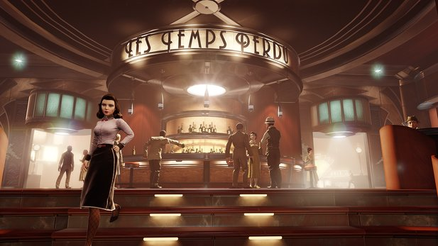 Der Release-Termin für BioShock Infinite - Burial at Sea Episode 1 steht fest.