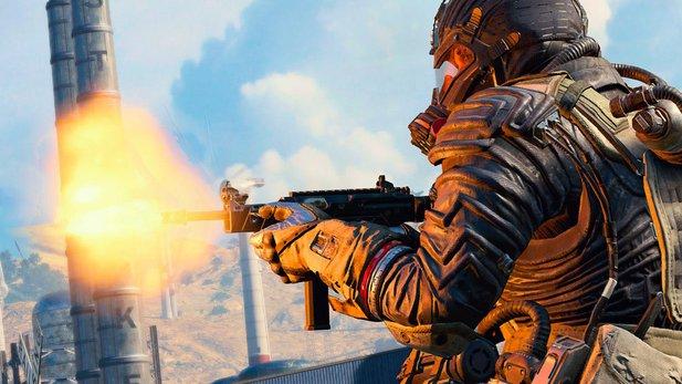 Blackout könnte simulierte Tageszeiten bekommen, eine simulierte Ballistik dagegen ist auch für den Multiplayer von Black Ops 4 angedacht.