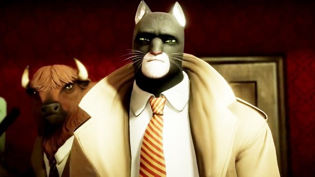 Blacksad: Under the Skin - Story-Trailer zum Comic-Adventure mit Katzen-Detektiv