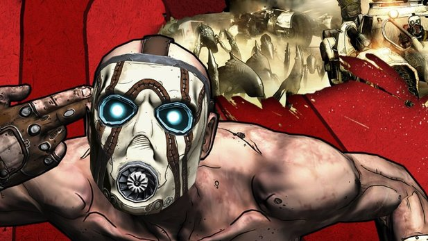 Einarmiger Psycho in Borderlands