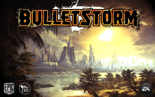 Bulletstorm - Wallpaper :