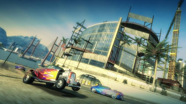 Burnout Paradise: The Ultimate Box gibt es derzeit gratis bei Origin.