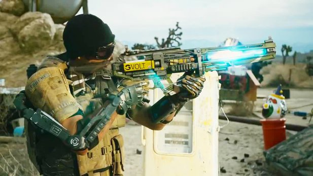 Call of Duty: Advanced Warfare - Witziger Live-Action-Trailer mit dem »Killcameraman«