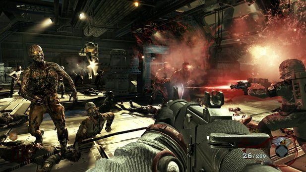 Der DLC »Rezurrection« für den Shooter Call of Duty: Black Ops steht bereit.