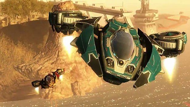 Launch-Trailer zu Carrier Command: Gaea Mission