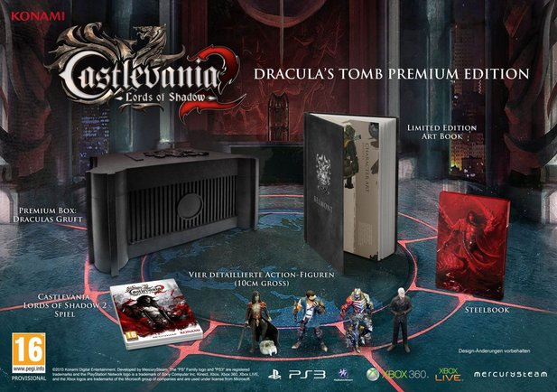 Castlevania: Lords of Shadow 2 - Dracula's Tomb Premium Edition