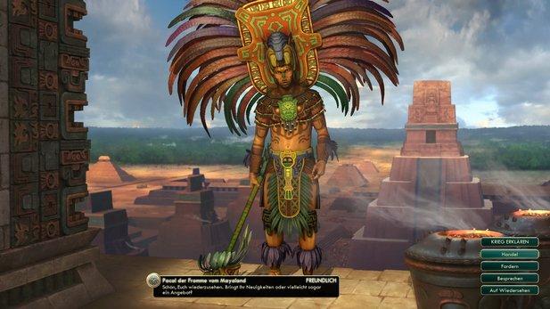 Montezuma spiel