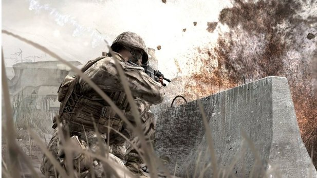 Modern Warfare siegt: Call of Duty 4 ist euer Favorit.