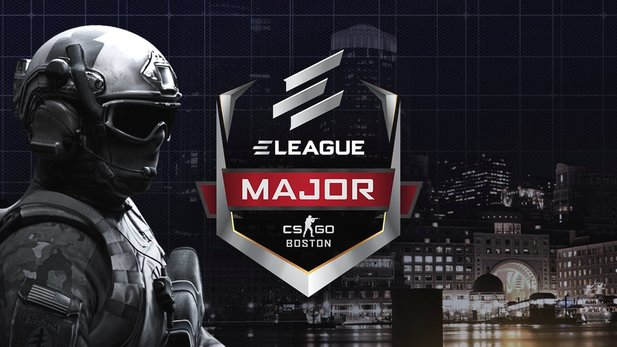Counter-Strike: Global Offensive CS:GO Eleague Boston 2018