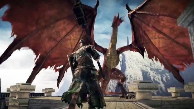 Dark Souls 2: Scholar of the First Sin - Gameplay-Trailer zeigt Current-Gen-Version