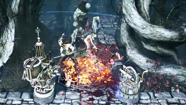 Deathtrap - Gameplay-Trailer zur Early-Access-Version