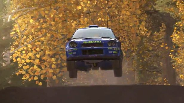 Dirt Rally - Trailer: Fliegend durch Finnland