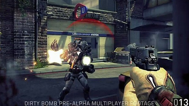 Dirty Bomb - Alpha-Gameplay mit Entwickler-Kommentar