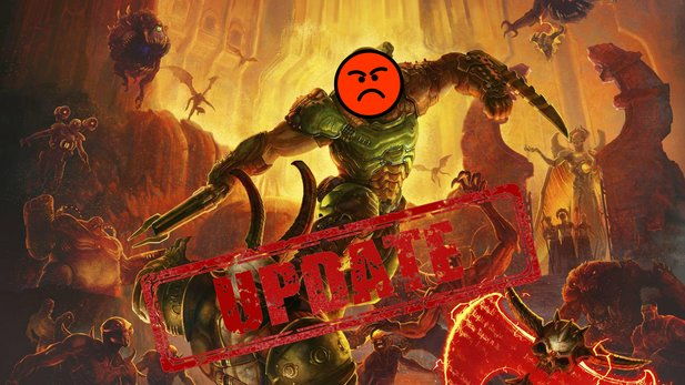 The new update for Doom Eternal is currently causing frustration among many players.