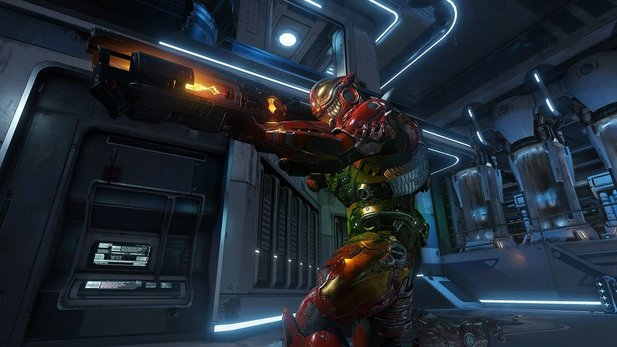 Doom - Gameplay-Trailer stellt Deathmatch-Modus und Private Matches vor