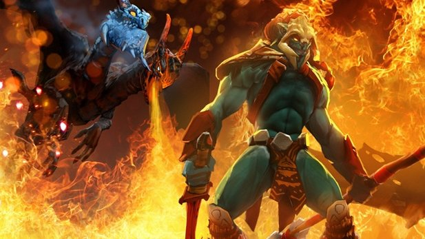 Test-Video von Dota 2