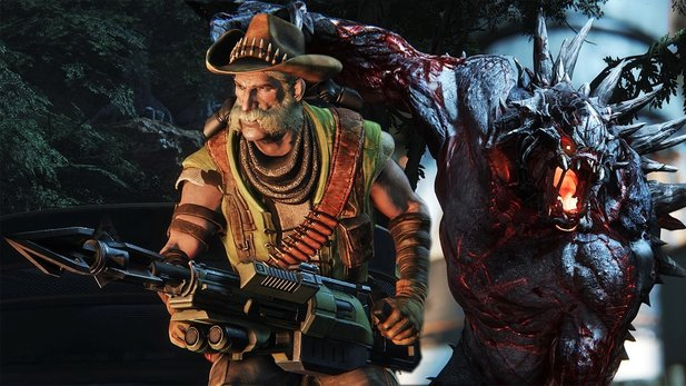 Evolve - Gameplay-Trailer zur »Großen Alpha-Phase«