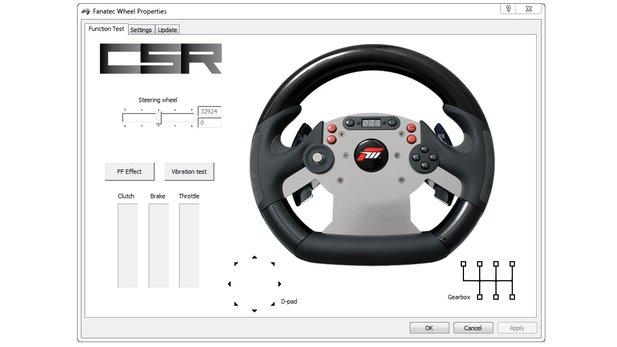 fanatec forza motorsport csr wheel value pack xl. Black Bedroom Furniture Sets. Home Design Ideas