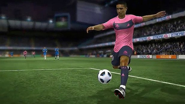 FIFA 11 - gamescom-Trailer